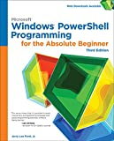 img - for Windows PowerShell Programming for the Absolute Beginner, 3rd book / textbook / text book