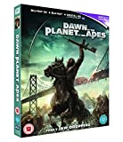 Image de Dawn of the Planet of the Apes [Blu-ray 3D + Blu-ray]