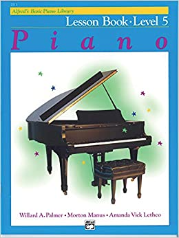 Alfred's Basic Piano Library: Piano Lesson Book, Level 5