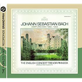 Johann Sebastian Bach: Suite No.2 In B Minor, BWV 1067 - 3. Sarabande