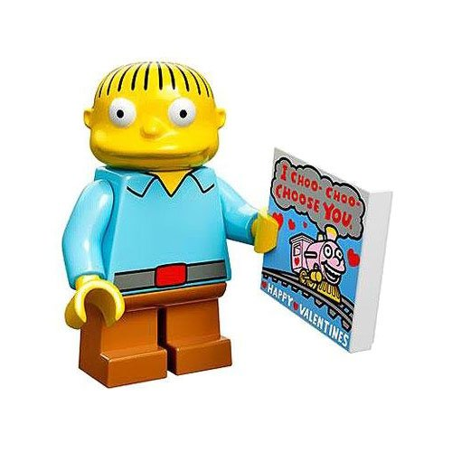 Lego 71005 The Simpson Series Ralph Wiggum Simpson Character Minifigures - 1