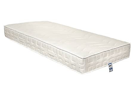 Latex Plus By Yanis 100% Natural Talalay Latex Mattress - Double 135x190cm - Firm Comfort