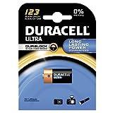 """Duracell Ultra Lithium  Batterie 123 (CR17345) 1ervon """"Duracell"""""""