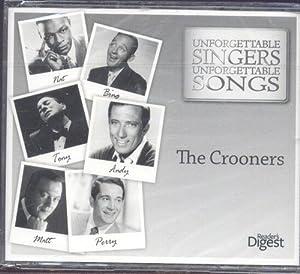 Unforgettable Singers Unforgettable Songs - The Crooners Reader's Digest 3CD