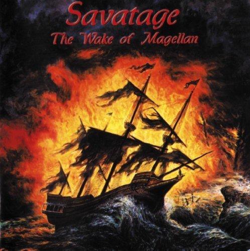 The Wake of Magellan by Savatage (2014-08-03)