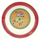 Sigikid Wild and Berry Bears Bol de melamina (15,5x 15,5x 4,5cm)