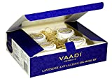 Vaadi Herbals Lavender Anti Ageing Spa Facial Kit with Rosemary Extract, 70g