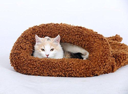 Morbido Animali Domestico Gatto letto Casa dell'animale domestico Cat House Cuscini Cuscino morbido