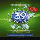 The 39 Clues Book Two: One False Note (Unabridged)