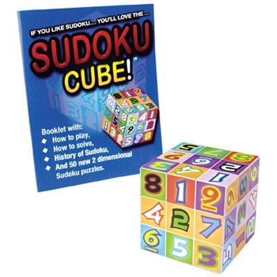 Cheap American Classic Toy Sudoku Cube (B000XPE5MG)
