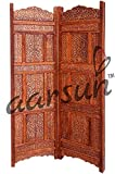 Aarsun Woods Handcrafted Sheesham Wood Partition
