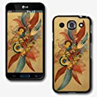 Design Collection Hard Phone Cover Case Protector For LG OPTIMUS G PRO E980 AT&T #2578