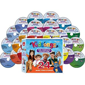 Amazon.com: The Kidsongs Complete Collection: The Kidsongs Kids, Bruce