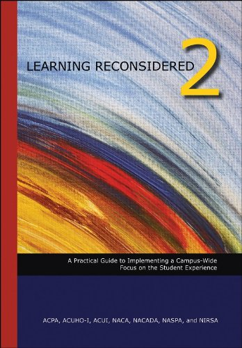 Learning Reconsidered 2: A Practical Guide to...