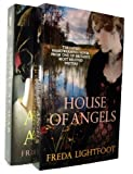 Freda Lightfoot Freda Lightfoot Angels Series: 2 books House of Angels / Angels At War rrp £15.98