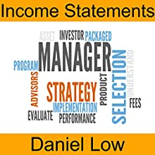 Income Statements Audiobook by Daniel Low Narrated by Daniel Low