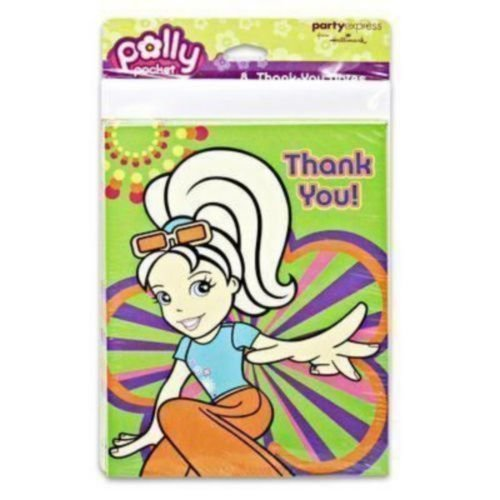 polly-pocket-thank-you-notes-w-envelopes-8ct-by-polly-pocket