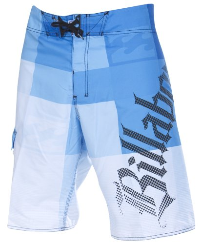 Billabong 'Refragment' Mens Boardshorts Sz 33 Blue