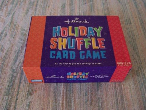 Holiday Shuffle Card Game - 1