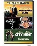 Honkytonk Man / Pink Cadillac / City Heat by Warner Home Video