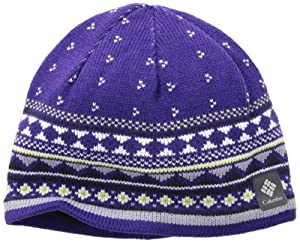 Columbia Adult Alpine Action Beanie, Hyper Purple, One Size