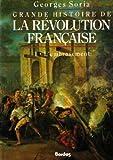 """Afficher """"Grande histoire de la révolution française n° 1 L'Embrasement"""""""