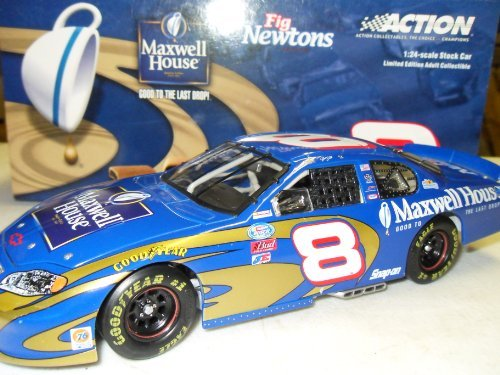 steve-park-maxwell-house-2003-8-action-racing-124-die-cast-stock-car-by-nascar