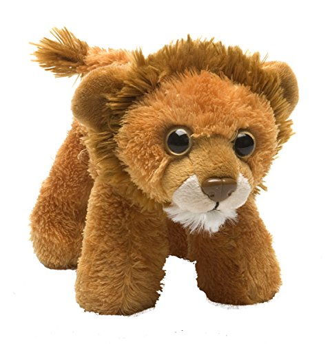 Wild Republic Hug Ems Lion Plush Toy