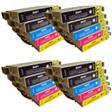 20 CiberDirect Compatible Ink Cartridges for use with Epson Stylus CX3650 Printers.