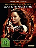 DVD - Die Tribute von Panem -  Catching Fire (2 Disc Fan Edition)