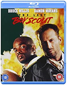 Last Boy Scout, the [Blu-ray] [Import anglais]