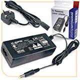 PremiumDigital Panasonic HDC-SD9, SD9E, SD9P Replacement AC Power Adapter