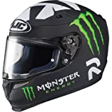 HJC RPHA-10 Ben Spies Monster Replica II Full Face Helmet