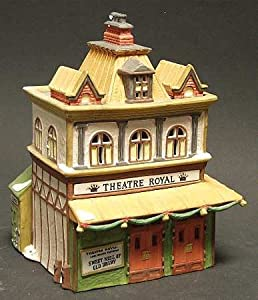Department 56 Dickens Village With Box
