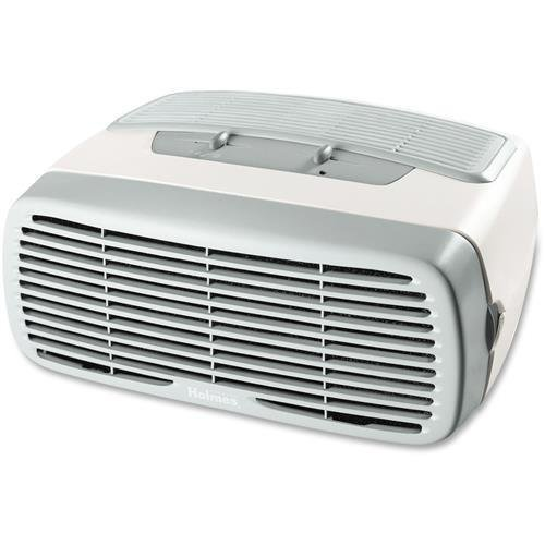 HAP242-UC Holmes HAP242-UC Air Purifier - 110 Sq. ft. - White, Blue