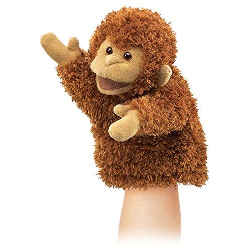 Folkmanis Puppets 2951 - Kleiner Affe