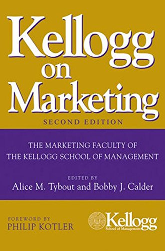 Kellogg on Marketing (Books On Positioning compare prices)