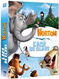 echange, troc L'Age de glace + Horton