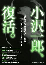 小沢一郎、復活。 (紙の爆弾2012年12月号増刊)