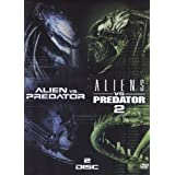 "Alien vs. Predator / Aliens vs. Predator 2 [2 DVDs]von ""Paul W.S. Anderson"""