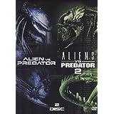 """Alien vs. Predator / Aliens vs. Predator 2 [2 DVDs]von """"Paul W.S. Anderson"""""""