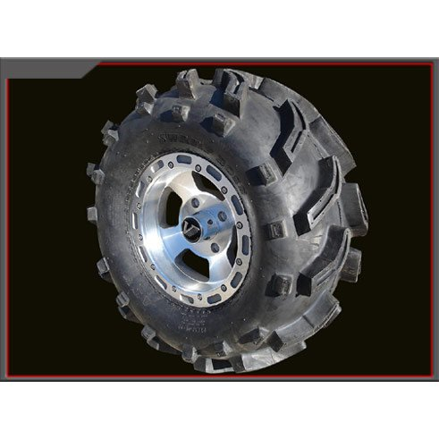 Vision Wheel 2712 Swamp Boss 107 Tire - 27x12