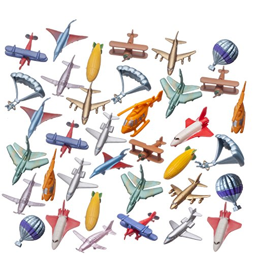 Mini Aircraft Set of 36 Pics