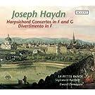 Joseph Haydn Concertos Pour Clavecin & Cordes
