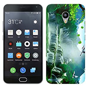 WOW Printed Designer Mobile Case Back Cover For Meizu M2 Note