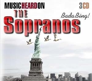 Bada Bing! Music You Heard o.t. Sopranos (Dieser Titel enthält Re-Recordings)