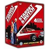 Starsky And Hutch - Series 1-4 [Region 2]
