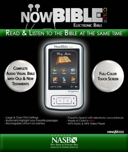 Nowbible Color Electronic Bible Nasb