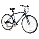 Kent Avondale Men's Hybrid Bicycle with Sure Stop Brakes, 700c