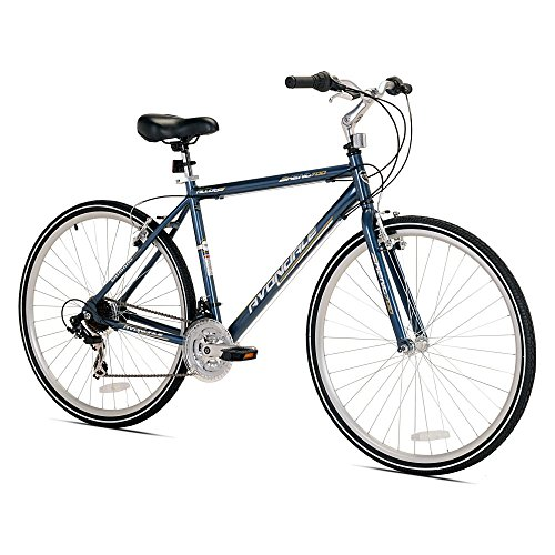 Lowest Price! Kent Avondale Men's Hybrid Bicycle with Sure Stop Brakes, 700c